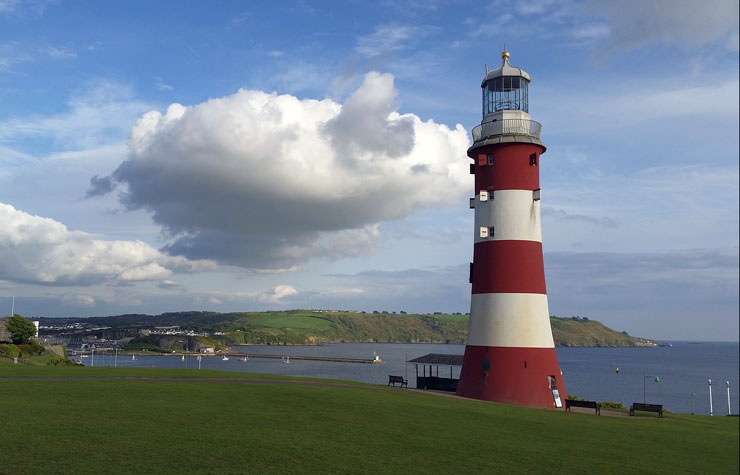 Plymouth Smeaton's Tower