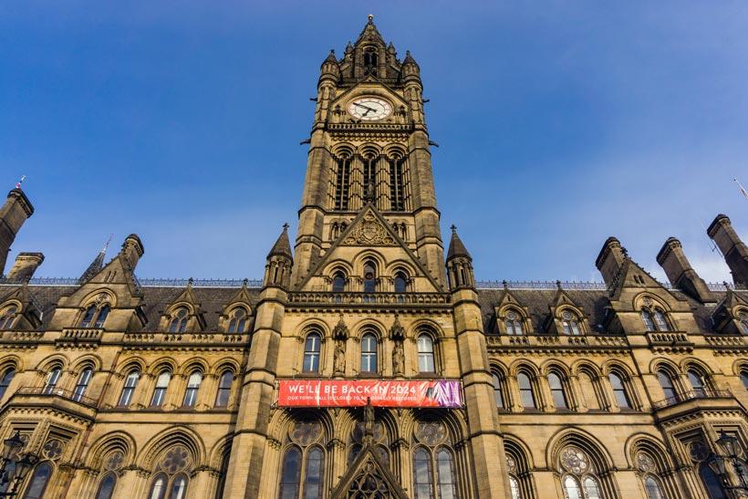 Rathaus Manchester