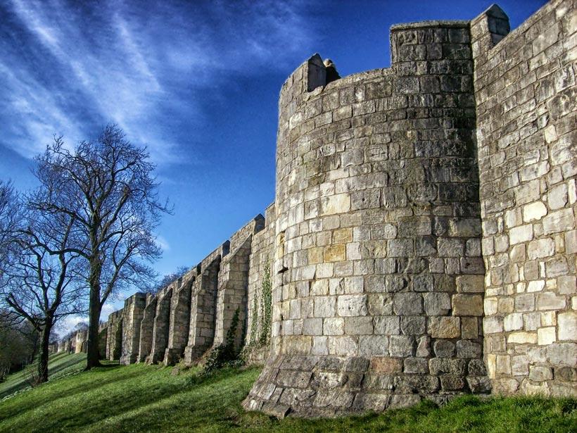 Stadtmauer York