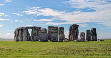 Stonehenge Sehenswürdigkeit England