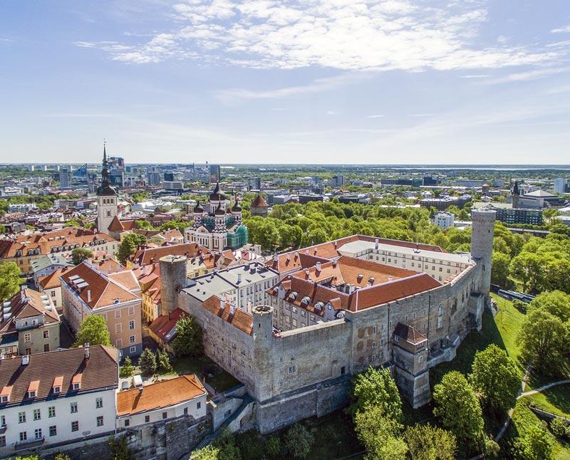 Arbeitslosenquote Einkommen Estland