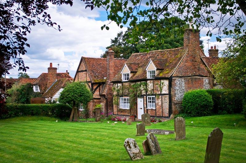 Turville Buckinghamshire