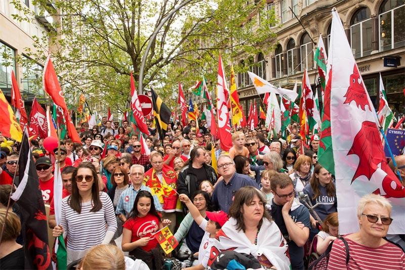 Wales Unabhängigkeit