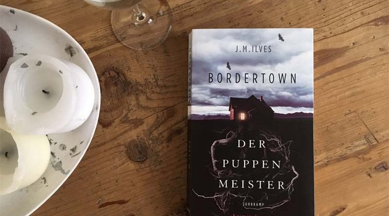 Bordertown Krimiserie