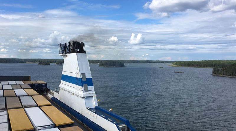 Finnlines Erfahrungen Travemünde Helsinki