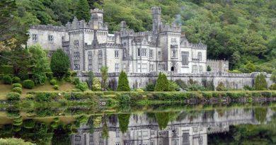 Kylemore Abbey Irland