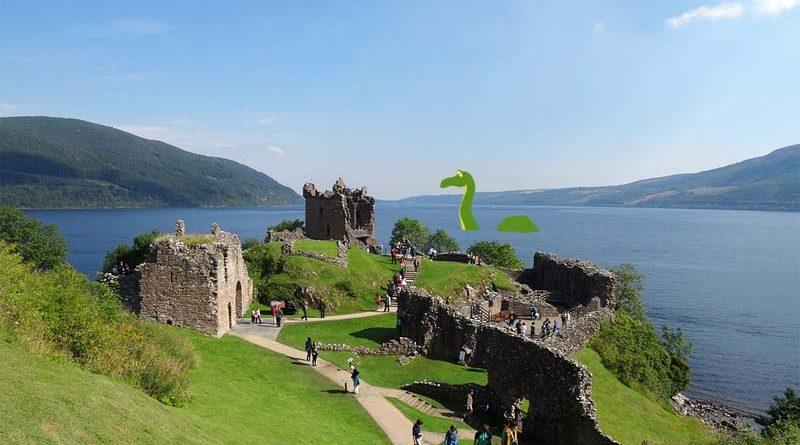 Ungeheuer Loch Ness