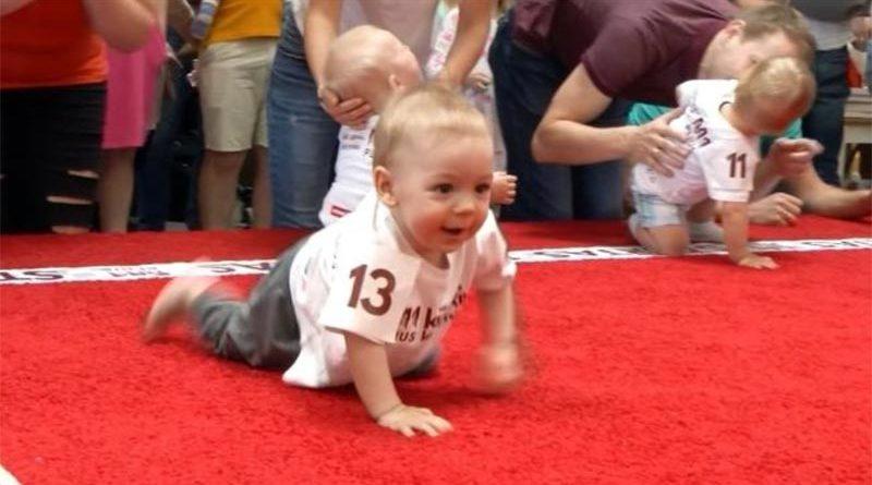 Babyrennen Litauen