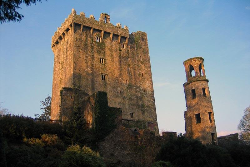 Blarney Castle Sehenswürdigkeit