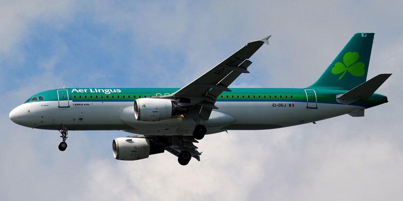 Flughafen Irland Aer Lingus