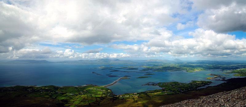 Heiliger Berg Croagh Patrick