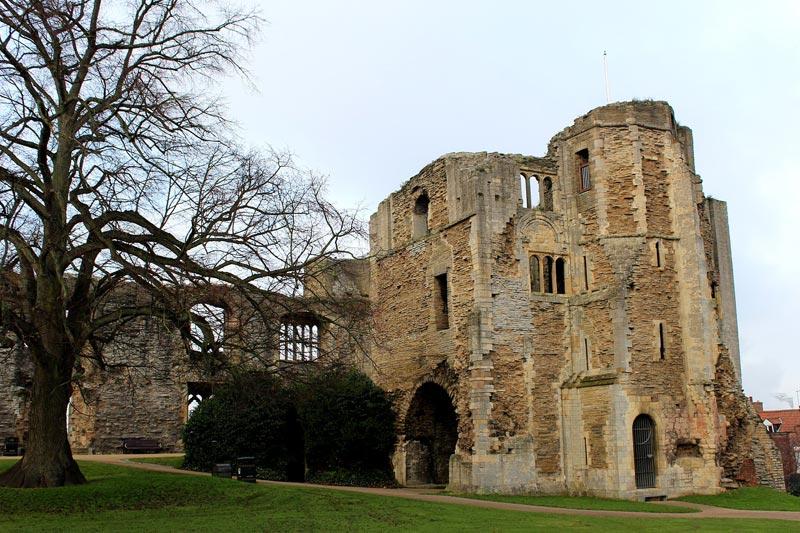 Newark Castle Grafschaft Nottinghamshire