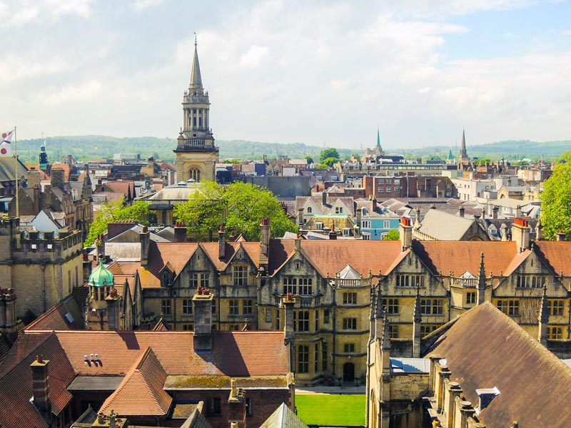 Oxford Stadt
