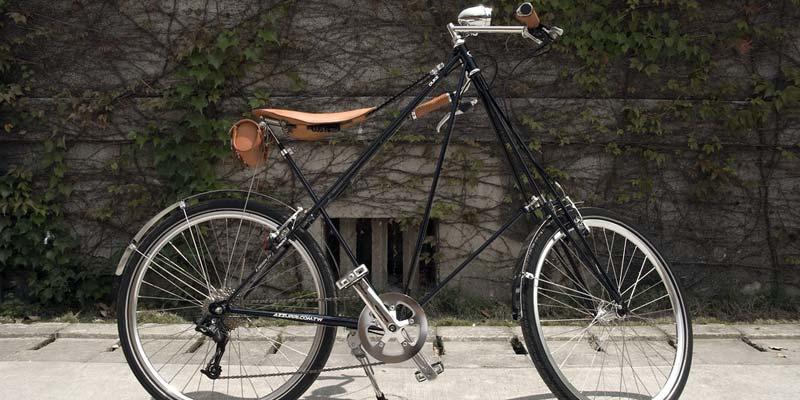 Pedersen-Fahrrad Erfindung