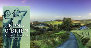 Die Fünfzehnjährigen Edna O'Brien Roman