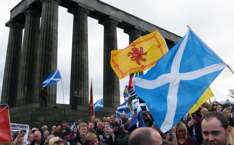 Schottlands Unabhängigekit
