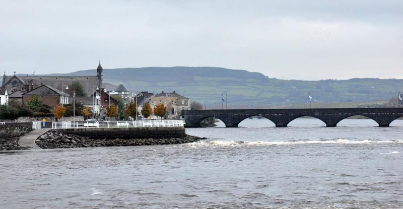 Thomond Bridge Limerick