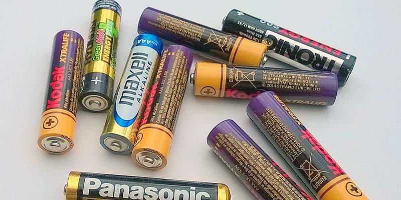 Trockenbatterie dänische Erfindung