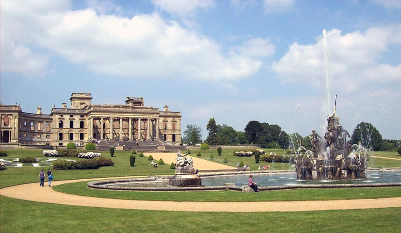 Witley Court Worcester