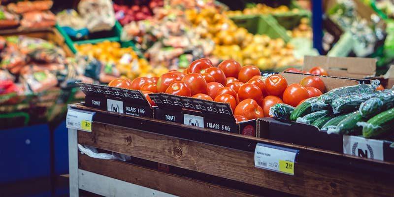 Litauen mit am günstigsten bei Nahrungsmitteln im EU-Vergleich