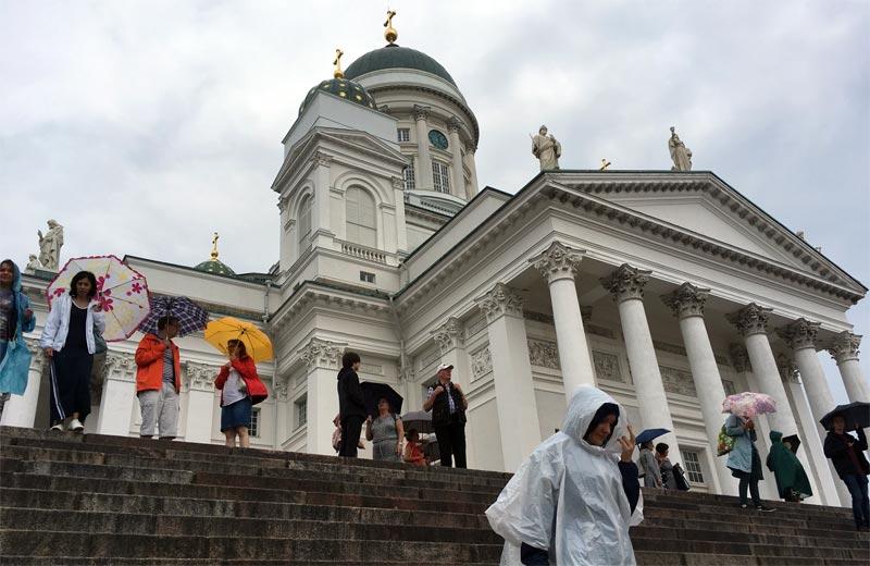 Finnlandreisen Helsinki
