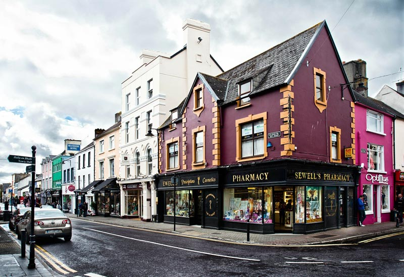Killarney Stadt