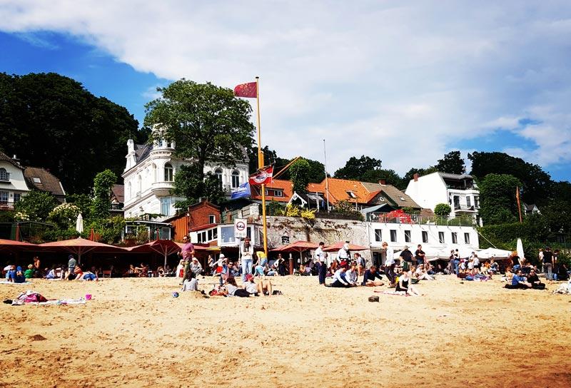 Strandperle Hamburg