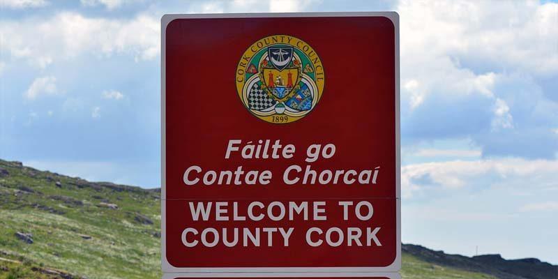 irische Sprache Gälisch