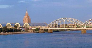 Riga Hauptstadt Lettland