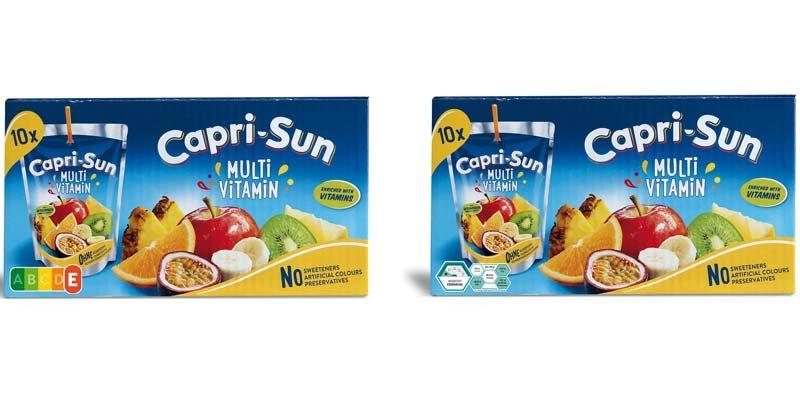 Capri-Sonne Sun Alkohol