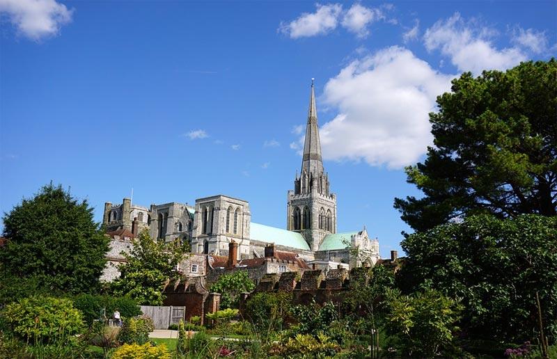 Kathedrale von Chichester