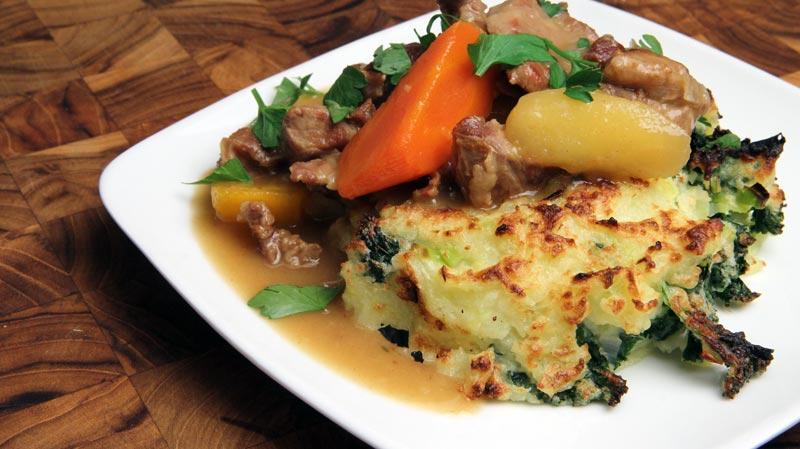 Typisch irische Küche