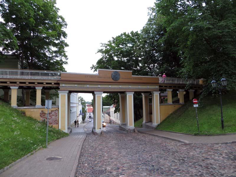 Engelsbrücke Inglisild Tartu