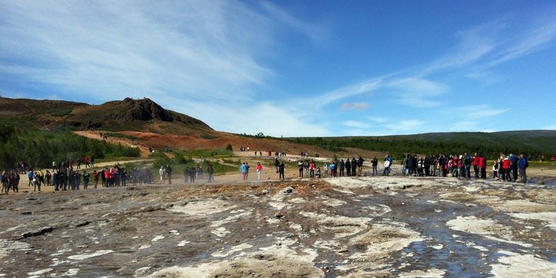 Island Tourismus