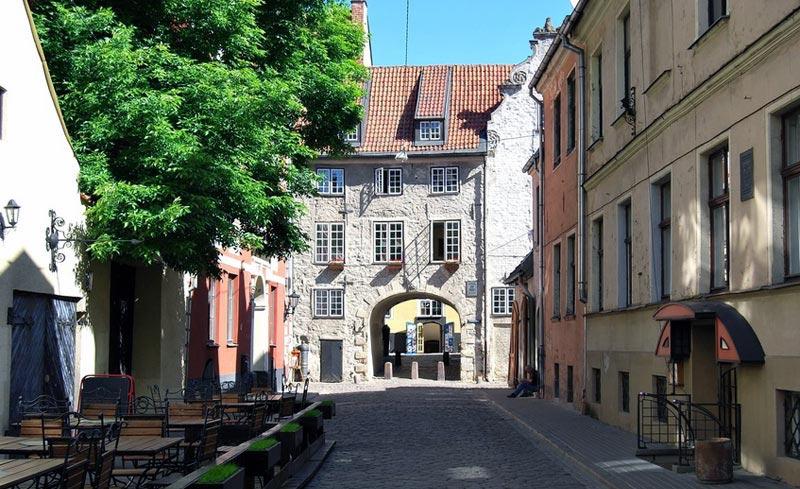 Riga Städtereise