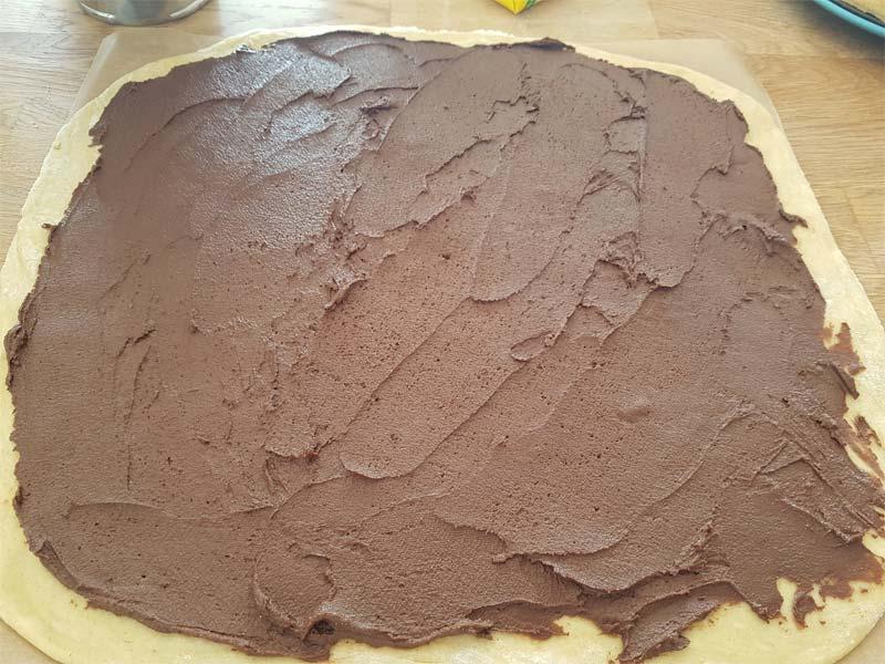 Schokolade Füllung Rezept