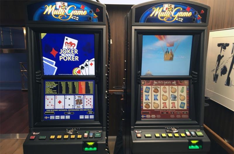 Spielautomaten Finnland