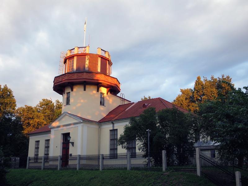 Sternwarte Tartu