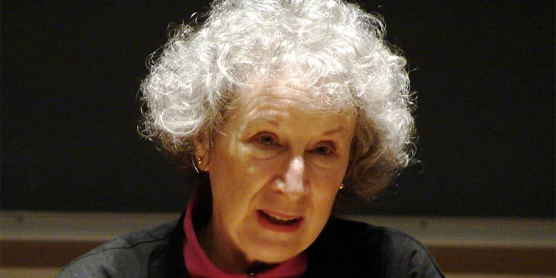 Margaret Atwood Interview