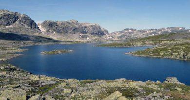 Wandern Norwegen Trekking