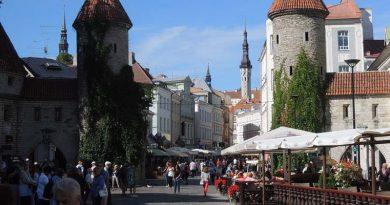 Freie Stellen in Estland