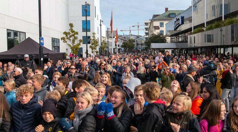 Bodø Kulturhauptstadt 2024
