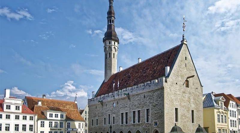 Historisches Rathaus Tallinn