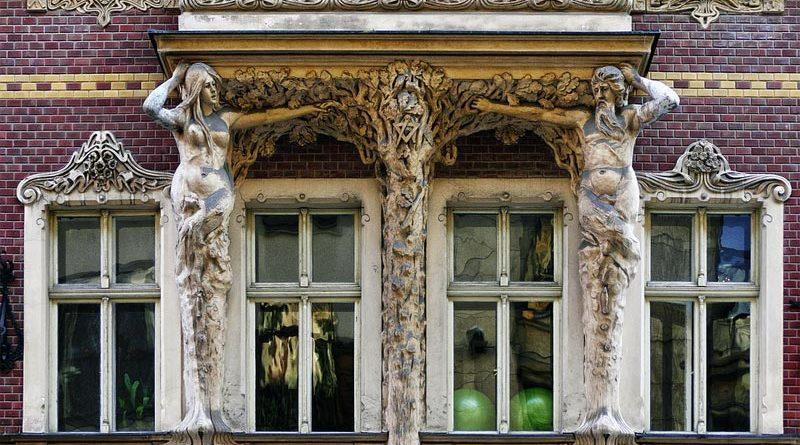 Jugenstilfassade Riga