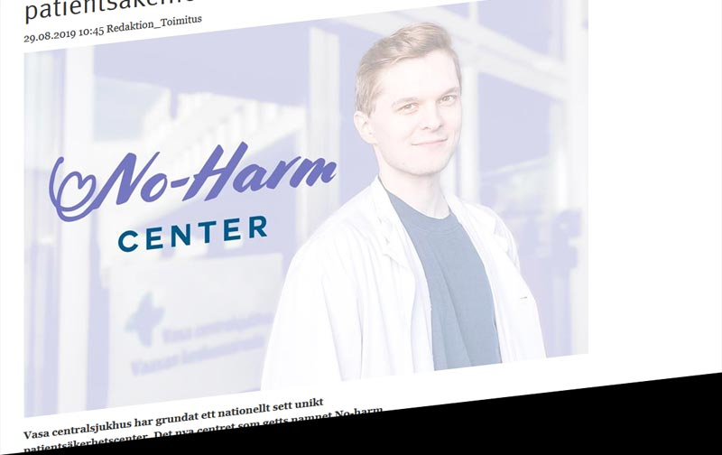 No Harm Center Vaasa