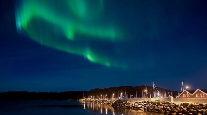 Polarlicht Bodoe