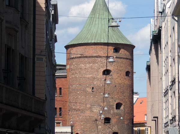 Pulverturm Riga Altstadt