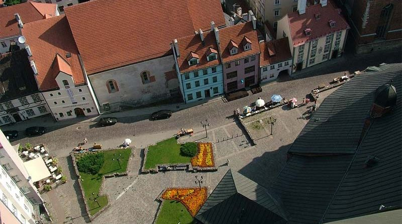 Sehenswürdigkeiten Altstadt Riga