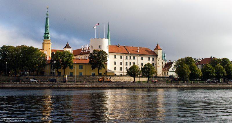 Sehenswürdigkeit Rigaer Schloss
