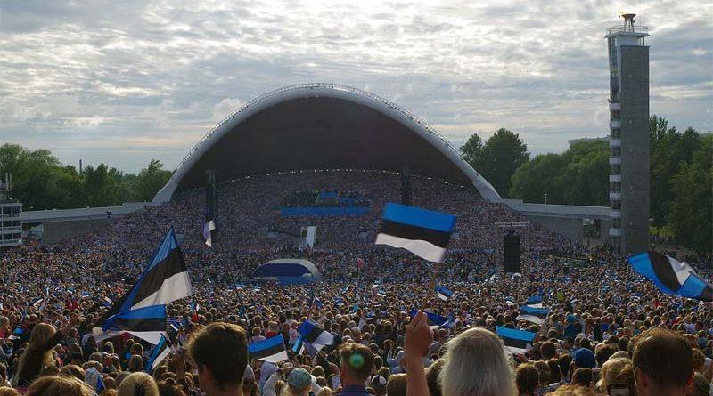 Tallinner Sängerfest Platz